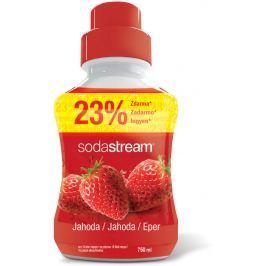 SODASTREAM Příchuť 750ml JAHODA pro perl vodu SODA