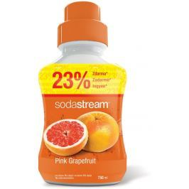 SODASTREAM Sirup Pink Grapefruit 750ml
