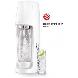 SODASTREAM Spirit White výrobník perlivé vody SODA