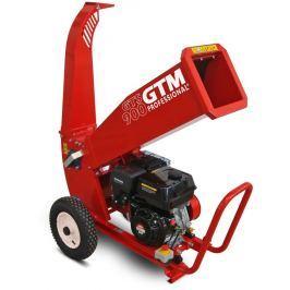 GTM Professional GTM GTS 900G drtič dřeva s benzinovým motorem