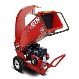 GTM Professional GTM GTS 1300M drtič dřeva s benzinovým motorem