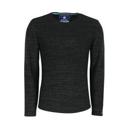 Noize Pánské triko s dlouhým rukávem Black 4423110-00, M