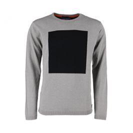 Noize Pánský svetr s dlouhým rukávem Greymel 4523115-00, S