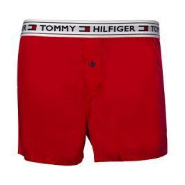Tommy Hilfiger Boxerky Woven Boxer Tango Red UM0UM00517-611, M