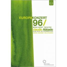 DVD Abbado : Europakonzert 1996 From St.Petersburg