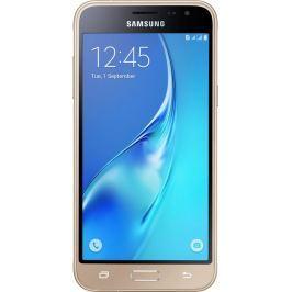 Samsung Mobilní telefon  Galaxy J3 2016 (SM-J320) Dual SIM - zlatý