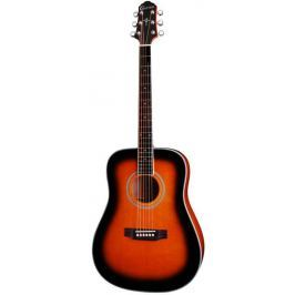CRAFTER HD-100S/TS WESTERN GUITAR