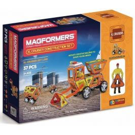 MAGFORMERS Magnetická stavebnice  XL Cruisers Construction - Stavební auto