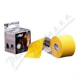 GODLISHA ARES kinesiology tape 5cm x 5m žlutá