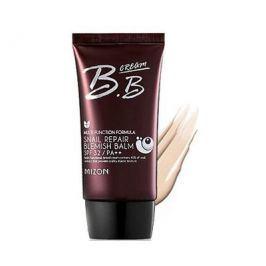Mizon BB krém s filtrátem hlemýždího sekretu 45% SPF 32 (Snail Repair Blemish Balm) 50 ml, Sand Beige