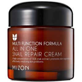 Mizon Regenerační pleťový krém s filtrátem hlemýždího sekretu 92% (All In One Snail Repair Cream) 35