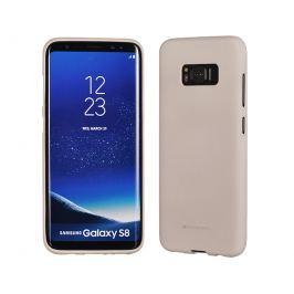 Mercury Soft Feeling TPU pro Samsung Galaxy S8 Plus (G955) Stone