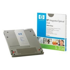 HP ENT Magnetooptický zapisovatelný disk, 8x, 5.2 GB, worm, 2 048 B/sektor