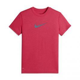 Nike Dětské tričko  Dry Training Pink, XS