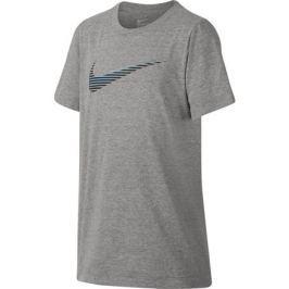 Nike Dětské tričko  Dry Dk Grey, S