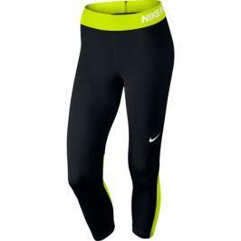 Nike Dámské 3/4 legíny  Pro Capri Black, S