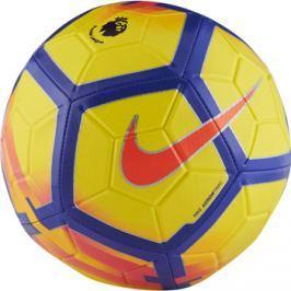 Nike Míč  Premier League Strike Football Yellow Purple, 5