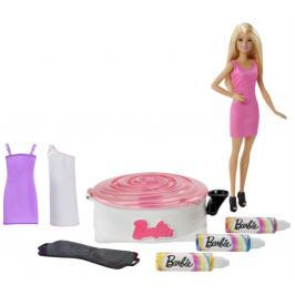 MATTEL Barbie Twisted designs, doll witha accessories