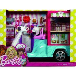 Barbie vaření a pečení bistro skútr