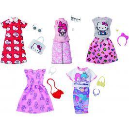 Barbie tématické oblečky a doplňky