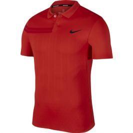 8bdc100012ce Detail zboží · Nike Pánské tričko Court Zonal Cooling RF Advantage Habanero  Red