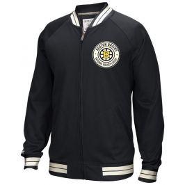 CCM Pánská bunda  Full Zip NHL Boston Bruins, S