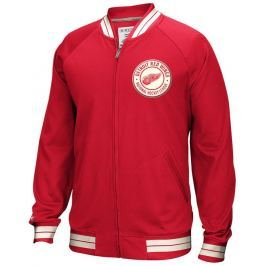 CCM Pánská bunda  Full Zip NHL Detroit Red Wings, XL