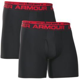 Under Armour Sada trenek  Boxerjock 2-Pack Black, S