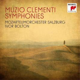 CD CLEMENTI-BOLTON : SYMFONIE 1-4