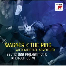 CD Riachard Wagner :  Kristjan Jarvi - The Ring (An Orchestral Adventure)