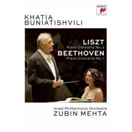 DVD Liszt / Beethoven - Buniatishvili : Piano Concerto