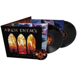 Arch Enemy : As The Stages Burn ! 2LP