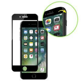 3D tvrzené sklo iPhone 7 Plus, transparent