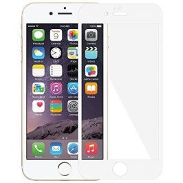 3D tvrzené sklo iPhone 7 white