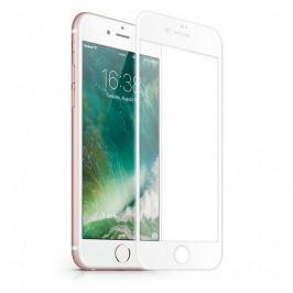 3D tvrzené sklo iPhone 7 PLUS white