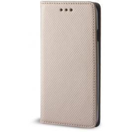 Pouzdro s magnetem LG K10 2017 Gold
