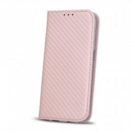 Smart Carbon pouzdro Huawei Y7 rose gold