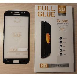 5D tvrzené sklo Apple iPhone 6 Black (FULL GLUE)