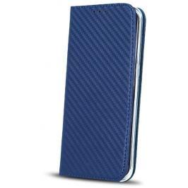 Smart Carbon pouzdro Samsung Galaxy A8 2018 Dark Blue