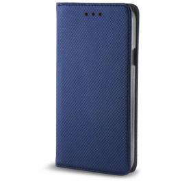 Pouzdro s magnetem Motorola Moto C dark blue