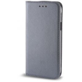 Pouzdro s magnetem Huawei P10 Lite Steel