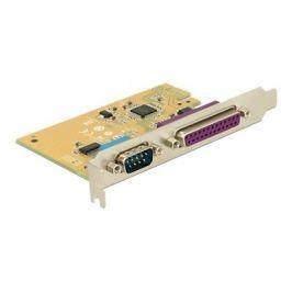 DELOCK_REG PCI Express Card > 1 x Serial+1 x Para, PCI Express Card > 1 x Serial+1 x Para