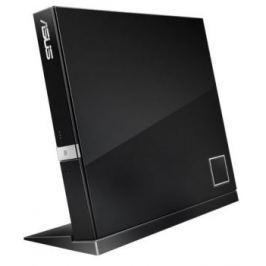 Asus SBC-06D2X-U/BLK/G/AS, SLIM BD COMBO, černá, USB