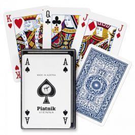 PIATNIK Poker,Bridž - Plastové karty v krabičce