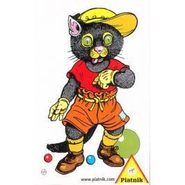 PIATNIK Dětské karty Černý Petr - Zvířata,