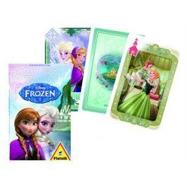 PIATNIK Dětské karty Kvarteto - Ledové království,
