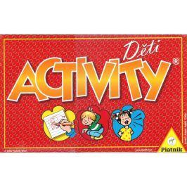 PIATNIK Společenská hra Activity Děti,