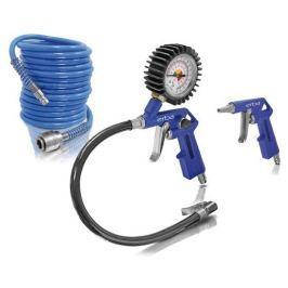 ERBA Sada pneumatického příslušenství ke kompresoru 3 ks