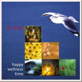 CD R - ACAMA - HAPPY WELLNESS TIME