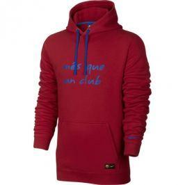 Nike Pánská mikina s kapucí  Core FC Barcelona 810248-687, XXL